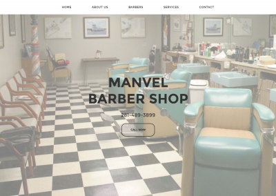 Manvel Barber Shop